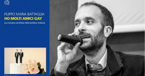 Un libro racconta l'omofobia della politica italiana